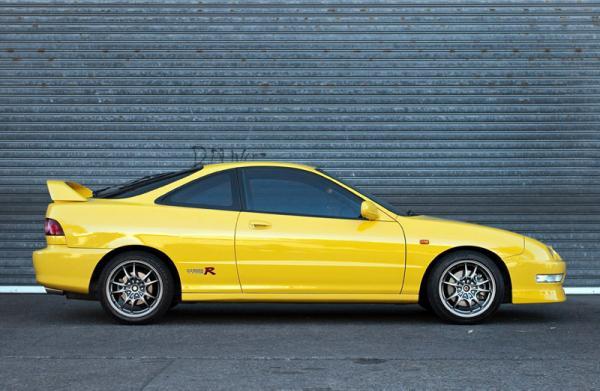 2000 AUDM Honda Integra Type-r