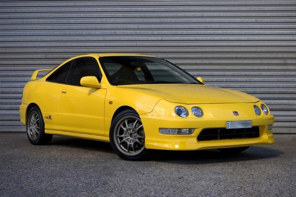2000 AUDM Honda Integra Type-r PY