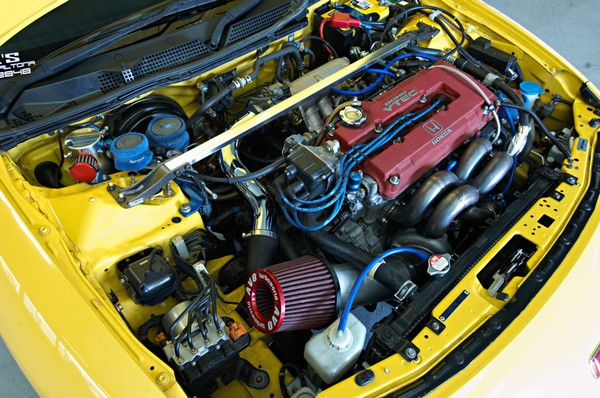 2000 Sunlight Yellow ITR Turbo