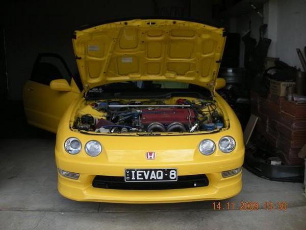 2000 Sunlight Yellow AUDM ITR