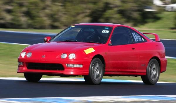 Milano Red Integra Type-r in Australia
