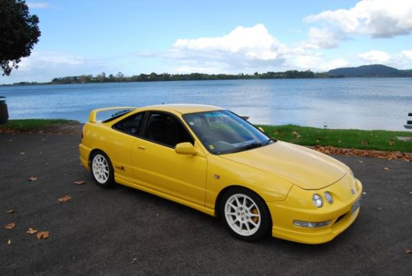 Integra Type-r in New Zealand