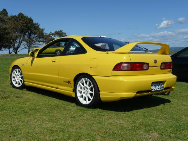 NZDM/AUDM Integra Type-r in New Zealand