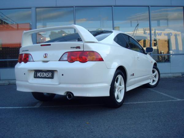 DC5 AUDM Integra Type-R back end
