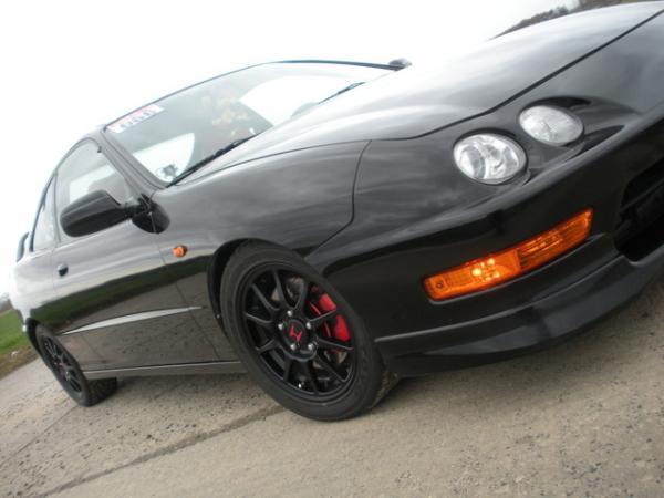 2000 EDM Honda Integra Type-R Starlight black pearl