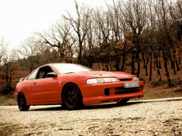 Milano Red 2000 EDM Integra Type R