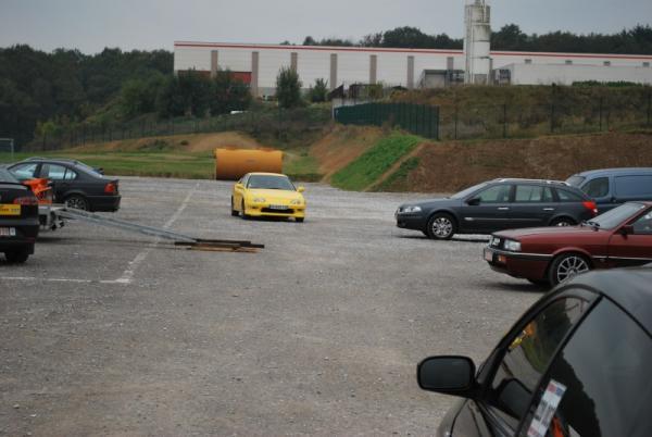 Swiss 2000 EDM DC2 ITR in parking lot