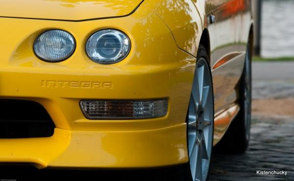 Modified Swiss Yellow Integra Typer