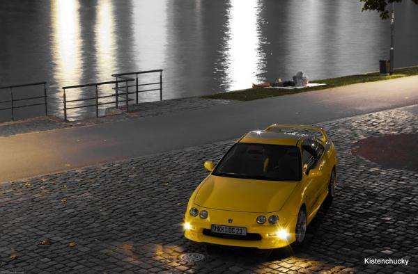 Phoenix Yellow EDM Integra Type-R