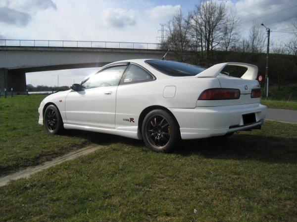 1998 Belgian Integra Type-R back end