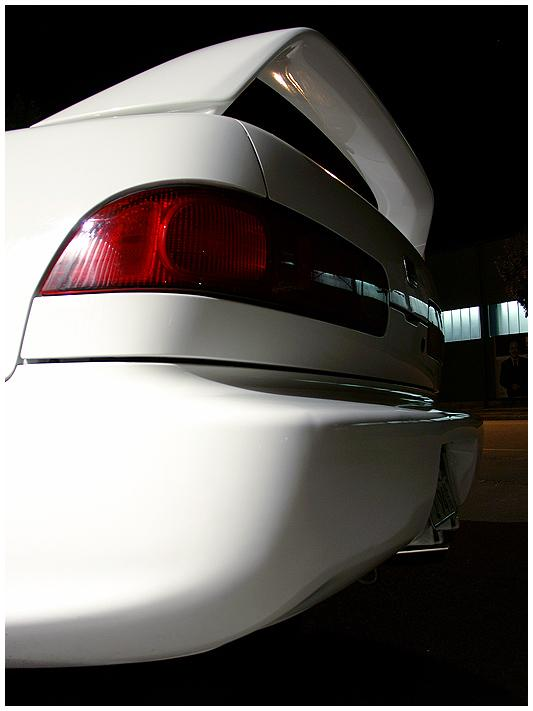 EDM Integra Type-R rear end