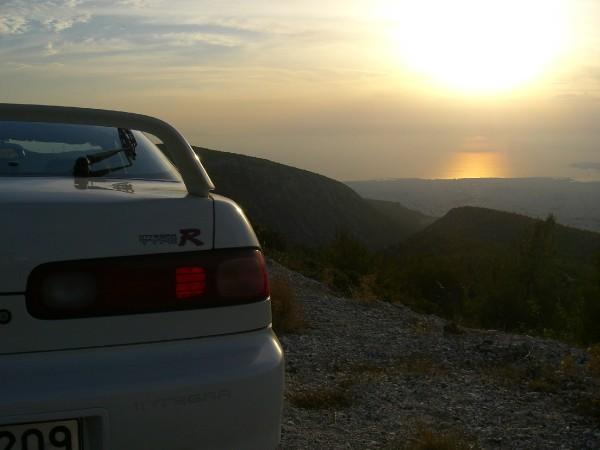98' ITR at dusk in Greece