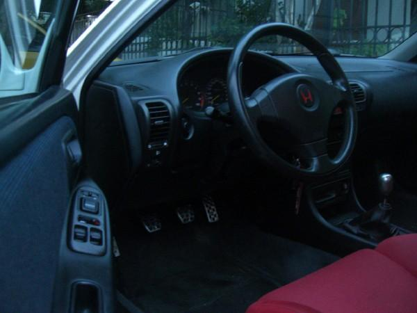 EDM ITR with some JDM interior pieces