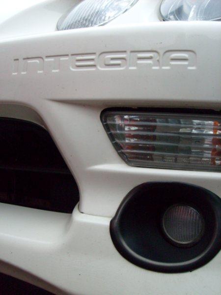 1998 EDM Integra Type-R fog light