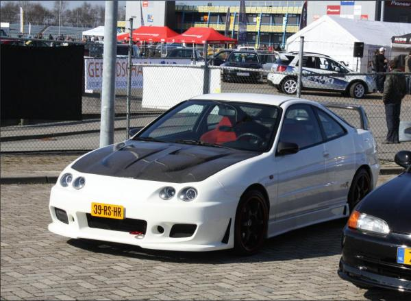 1998 EDM Integra Type-R Buddy Club 2 Body kit