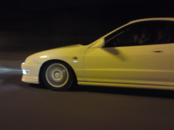 1998 EDM Integra Type-R driving