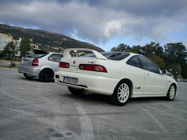 1998 EDM Integra Type-R with EK CTR