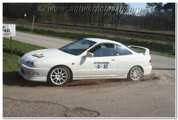 1998 EDM Integra Type-R racing