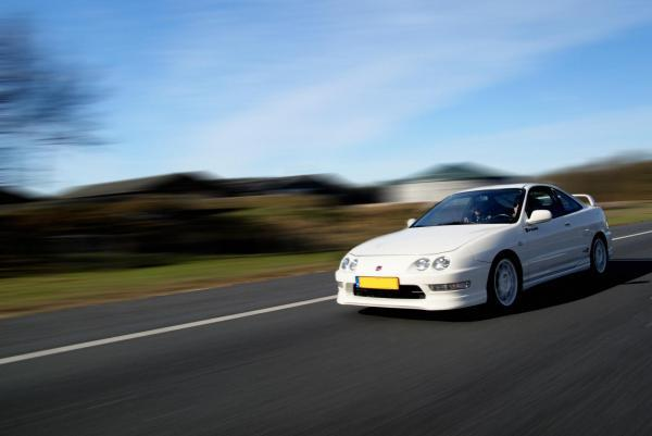 1998 EDM Integra TypeR Driving