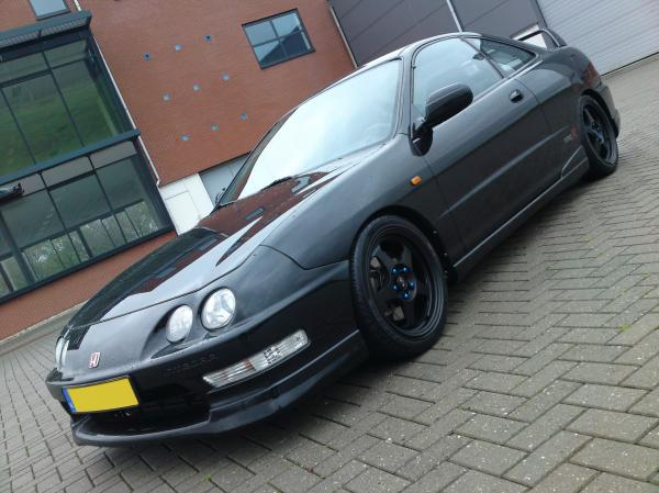 1998 EDM Integra Type-R Starlight Black Pearl