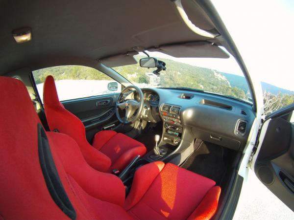 1998 EDM Honda ITR LHD Interior