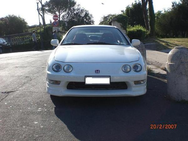 EDM Integra Type R front end