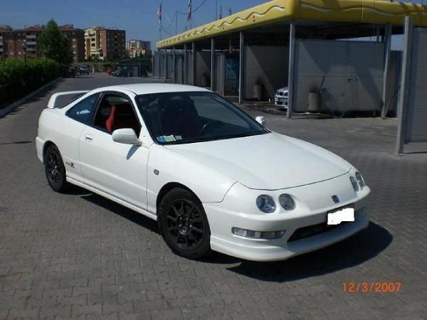 EDM Integra Type R championship white