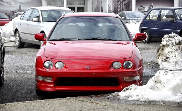 Milano Red EDM Integra Type-R front end