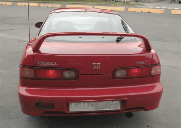 EDM Integra Type-R from behind