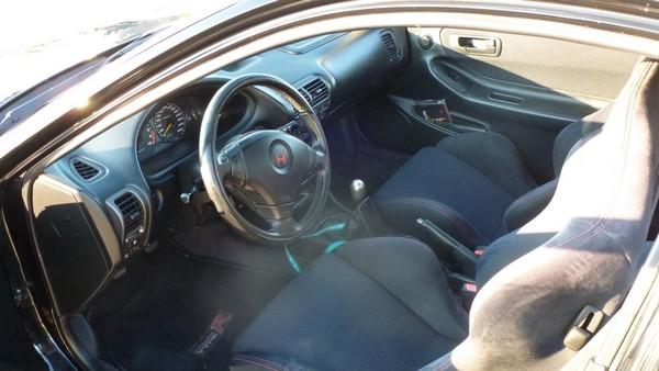 EDM Integra Type R interior