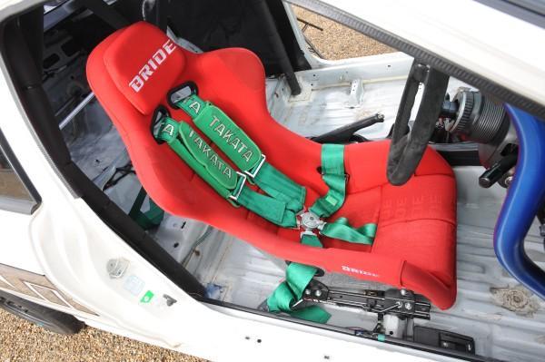 1996 Integra Type R Bride seat Takata harness