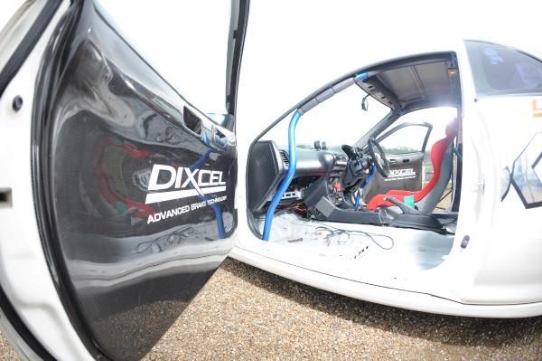 JDM 1996 ITR carbon fiber door pannel
