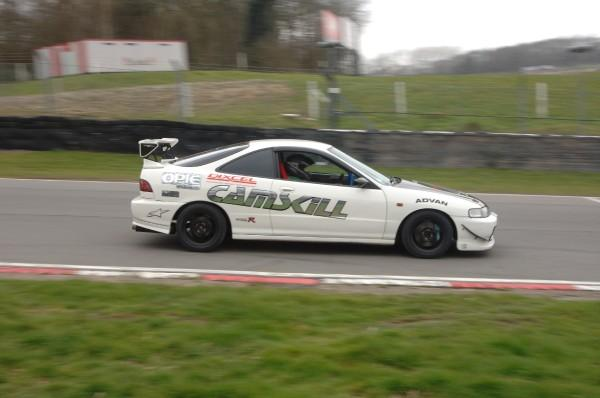 JDM 1996 Honda Integra Type R racecar