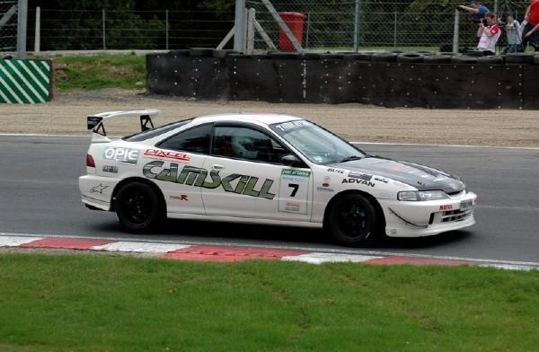 96' Integra Type R track car