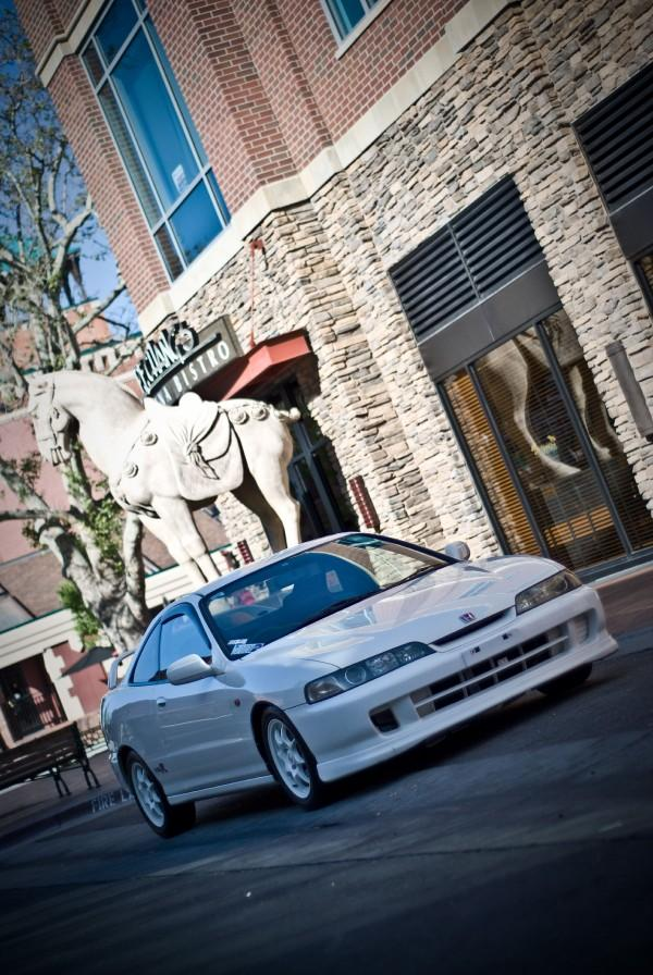 96 JDM Honda Integra Type R in the USA