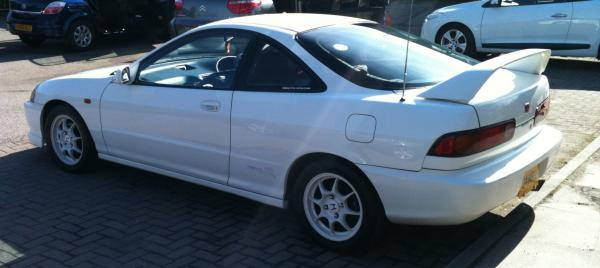 1996 JDM Integra Type R championship white