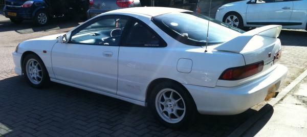 1996 JDM Integra Type R championship white