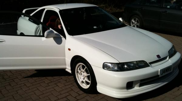 JDM 1996 Integra Type R B18C