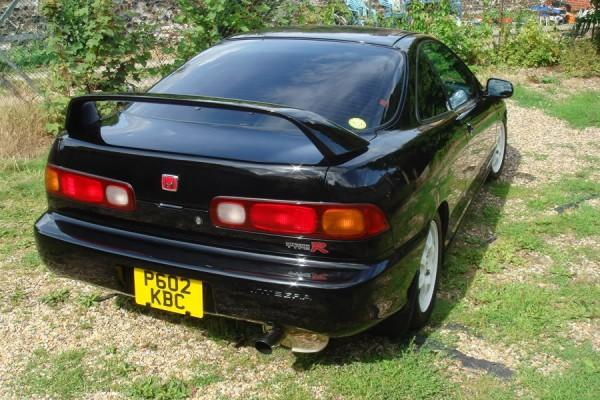 96-spec Integra Type-r rear end