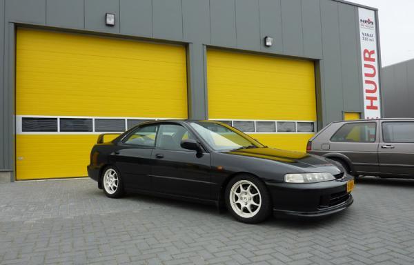 1996 4-door JDM Integra Type-R