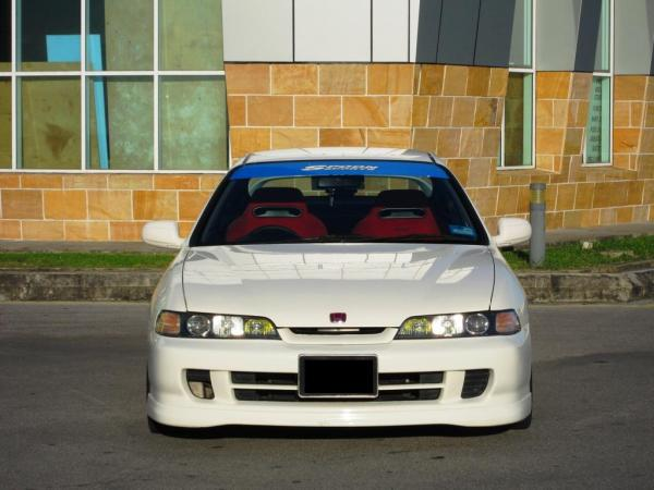 1997 JDM Honda Integra Type R Front End
