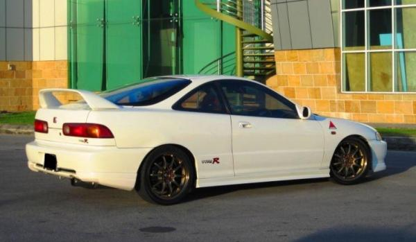 97 JDM Honda Integra Type R back/rear end