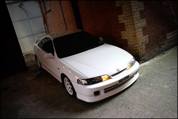 97 JDM ITR front right