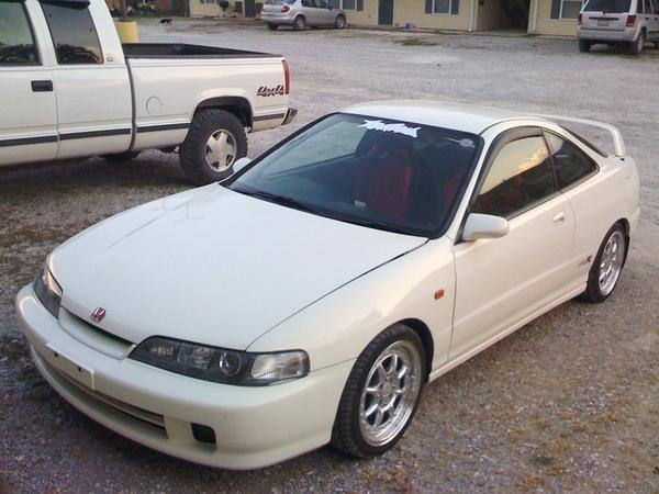 1997 JDM Honda Integra Type-R