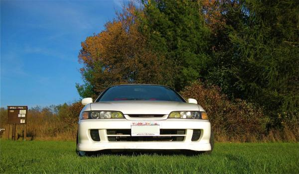 1997 JDM Integra Type-R front end
