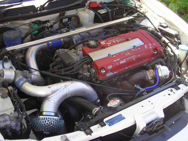 JDM Integra Type-R B18C Turbo
