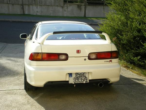 1998 JDM Honda Integra Type-R rear end