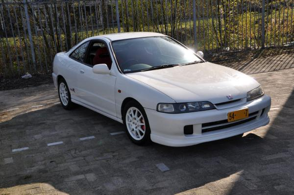 1998 JDM Integra Type R championship white