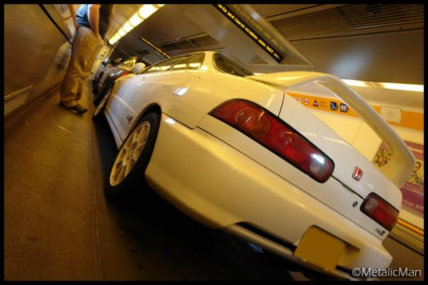 1998 JDM Integra type-r back end