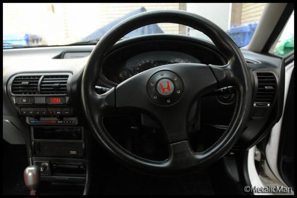 JDM 98-Spec integra type r interior/dash board